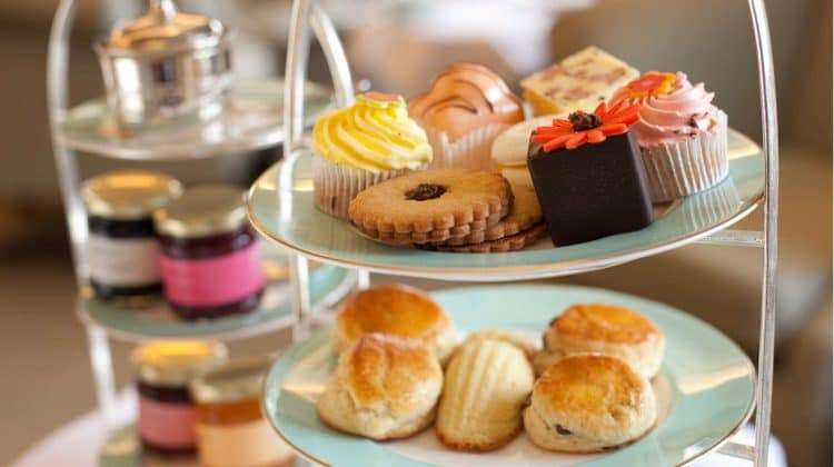 attraction afternoon tea