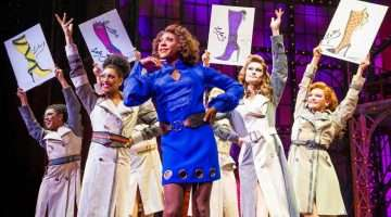 Kinky Boots The Musical   Adelphi Theatre   Photo: Matt Crocket