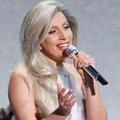 Lady Gaga 2015 Oscars