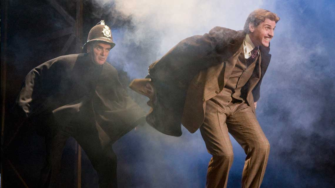 The 39 Steps | The 39 Steps at the Criterion Theatre