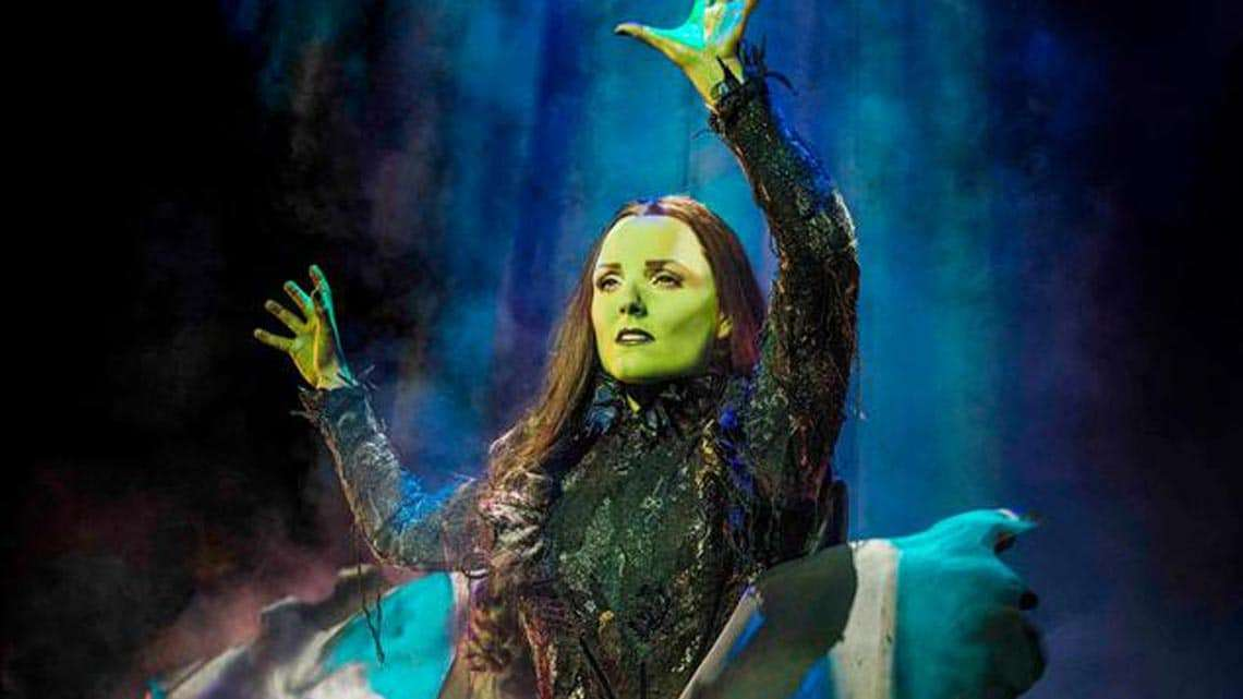 Wicked | Apollo Victoria Theatre | Wicked at the Apollo Victoria Theatre