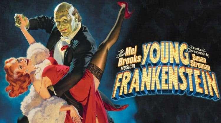 Mel Brooks Musical Young Frankenstein