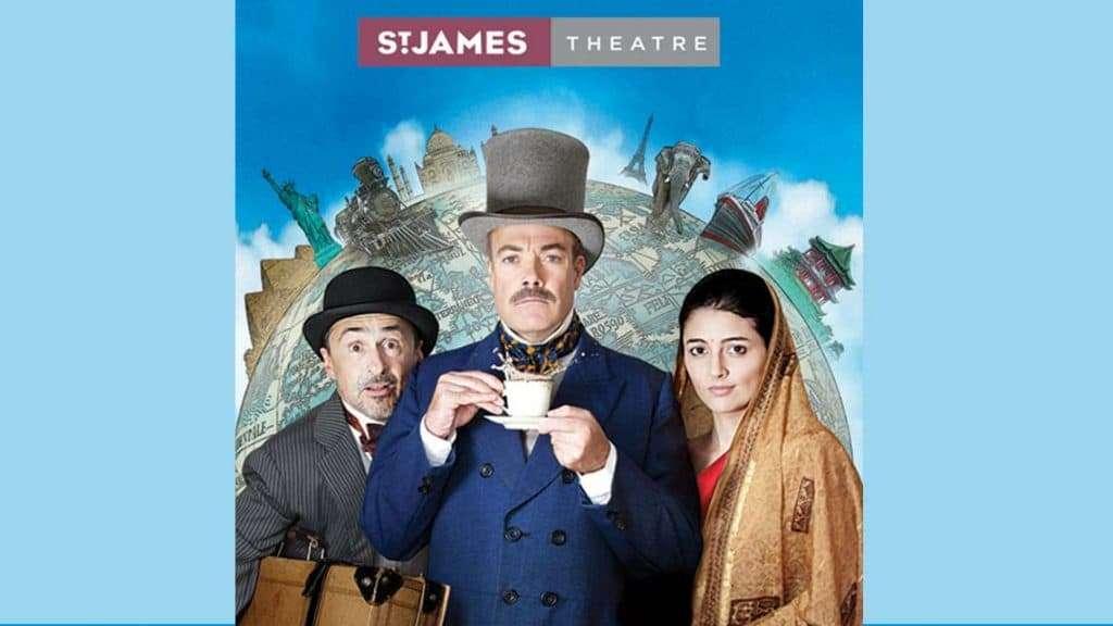 Around The World in 80 Days | St. James Theatre