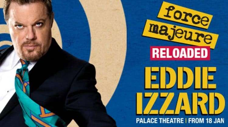 eddie izzard reloaded