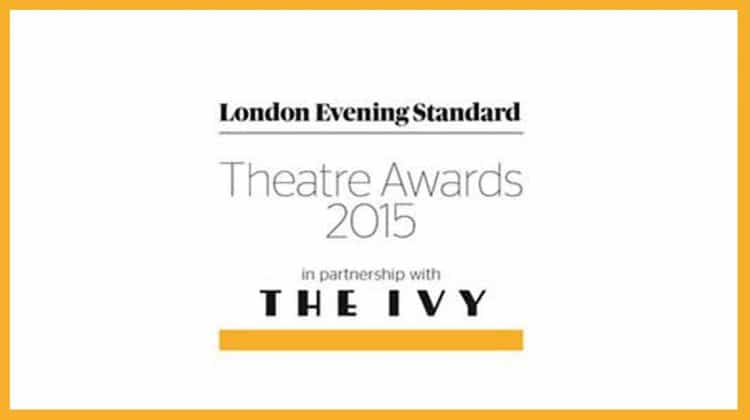 Evening Standard Awards 2015
