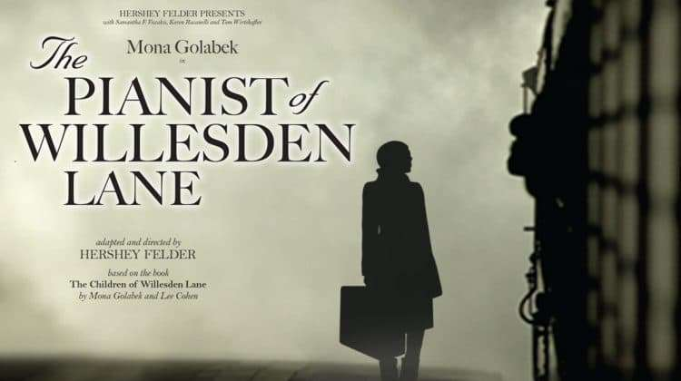 The Pianist of Willesden Lane  | St. James Theatre