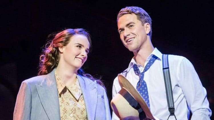 Guys and Dolls UK Tour   Photo  Johan Persson