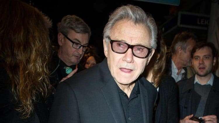 Harvey Keitel at People, Places & Things | Wyndham's Theatre | Photo: Craig Sugden