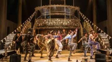The cast of Show Boat. Photo by Johan Persson