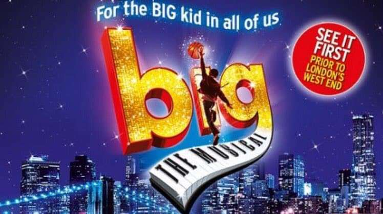 big the musical art