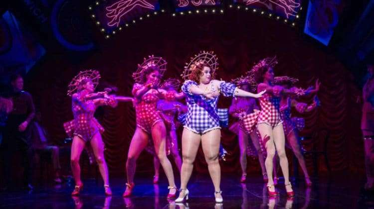 Rebel Wilson in Guys and Dolls at The Phoenix Theatre | © Johan Persson